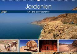 Jordanien – Ein Land der Superlative (Wandkalender 2019 DIN A2 quer)
