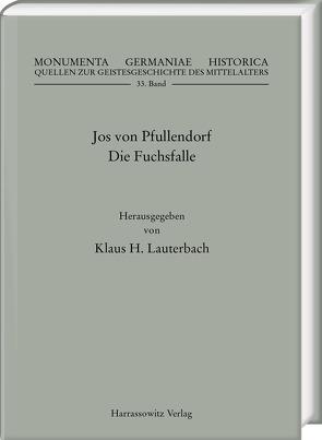 Jos von Pfullendorf von Lauterbach,  Klaus H