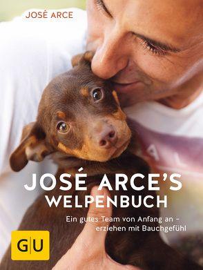 José Arces Welpenbuch von Arce,  José
