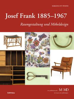 Josef Frank 1885-1967 von Ott-Wodni,  Marlene, Ottillinger,  Eva B.