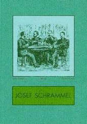 Josef Schrammel. Gründer des Schrammelquartetts von Hromada,  Heinz, Peche,  Martin, Wetscherek,  Hugo