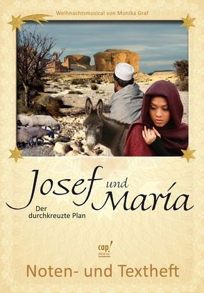 Josef und Maria – der durchkreuze Plan von Graf,  Monika