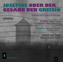 Josefine oder der Gesang der Greisin von Pfeifer,  Marion Leonie
