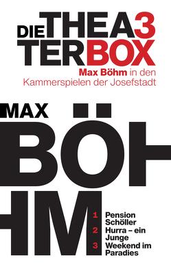 Josefstadt Set: Max Böhm von Böhm,  Max