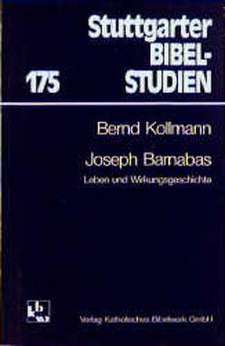 Joseph Barnabas von Kollmann,  Bernd