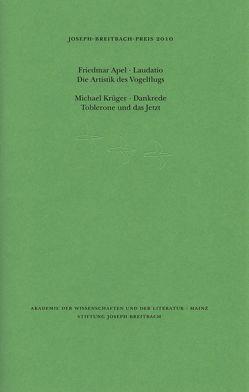 Joseph-Breitbach-Preis 2010