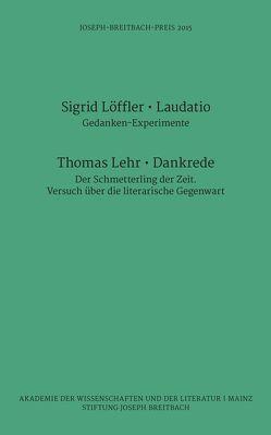Joseph-Breitbach-Preis 2015