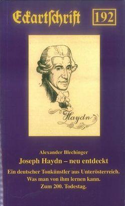 Joseph Haydn von Blechinger,  Alexander