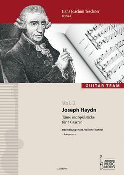 Joseph Haydn von Stroeve,  Reiner, Teschner,  Hans J