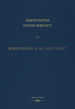"""Joseph Haydn & die """"Neue Welt"""" von Fuhrmann,  Wolfgang, Reicher,  Walter, Siegert,  Christine"""