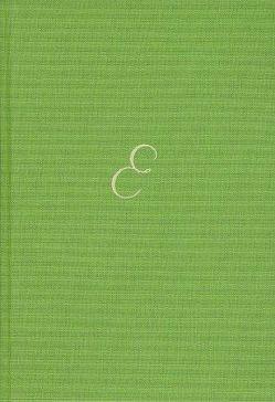 Joseph von Eichendorff: Sämtliche Werke / Gedichte von Regener,  Ursula