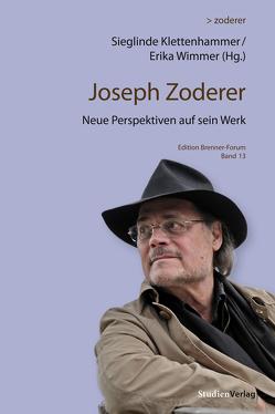 Joseph Zoderer von Klettenhammer,  Sieglinde, Wimmer,  Erika