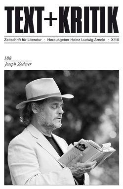 Joseph Zoderer von Arnold,  Heinz Ludwig