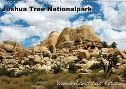 Joshua Tree Nationalpark – Wunderland aus Felsen (Wandkalender 2019 DIN A3 quer) von Mantke,  Michael