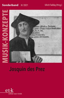 Josquin des Prez von Tadday,  Ulrich