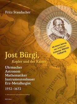 Jost Bürgi, Kepler und der Kaiser von Staudacher,  Fritz