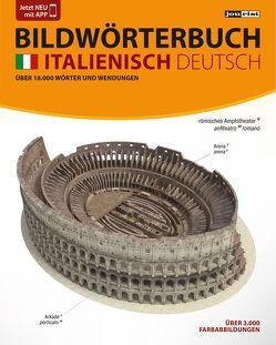 JOURIST Bildwörterbuch Italienisch-Deutsch: 18.000 Wörter und Wendungen von Jourist,  Igor