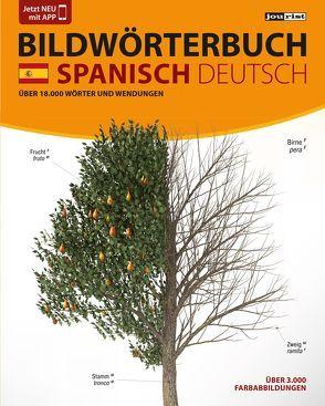 JOURIST Bildwörterbuch Spanisch-Deutsch: 18.000 Wörter und Wendungen von Jourist,  Igor