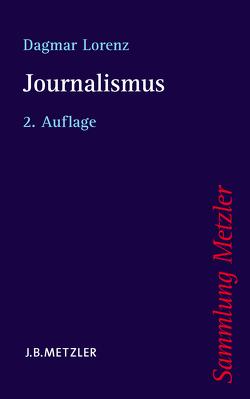 Journalismus von Lorenz,  Dagmar