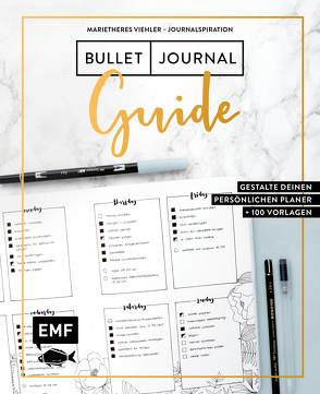 Journalspiration – Bullet-Journal-Guide von Viehler,  Marietheres