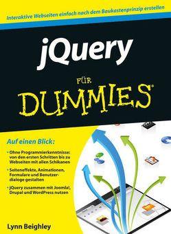 jQuery für Dummies von Beighley,  Lynn, Demmig,  Thomas