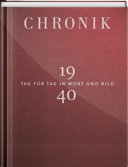 Jubiläumschronik 1940