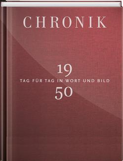 Jubiläumschronik 1950