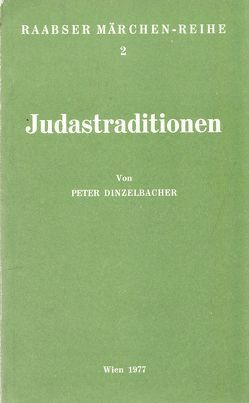 Judastraditionen von Dinzelbacher,  Peter
