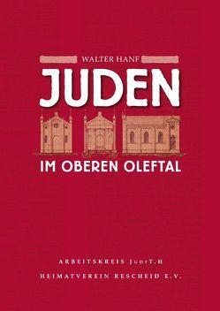 Juden im oberen Oleftal von Hanf,  Walter, Rünger,  Gabriele