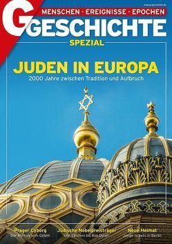 Juden in Europa von Dr. Hillingmeier,  Klaus