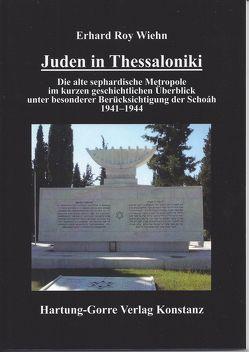 Juden in Thessaloniki von Wiehn,  Erhard Roy
