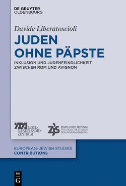 Juden ohne Päpste von Liberatoscioli,  Davide