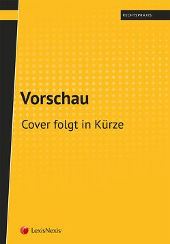 Judikatur-Update Anlegerrecht von Fellner,  Markus, Schett,  Gregor, Thaler,  Christian