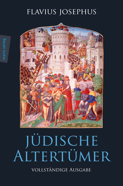 Jüdische Altertümer von Clementz,  Heinrich, Josephus,  Flavius, Tilly,  Michael