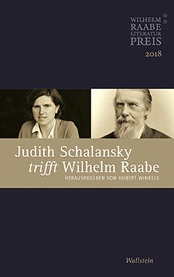Judith Schalansky trifft Wilhelm Raabe von Winkels,  Hubert