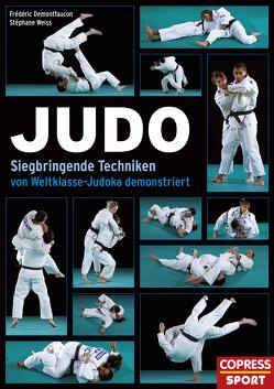 Judo von Demontfaucon,  Frédéric, Weiss,  Stéphane