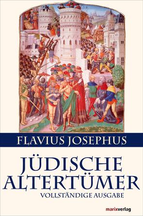 Jüdische Altertümer von Clementz,  Heinrich, Josephus,  Flavius