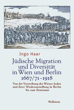 Jüdische Migration und Diversität in Wien und Berlin 1667/71-1918 von Haar,  Ingo