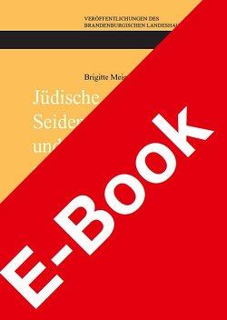 Jüdische Seidenunternehmer und die soziale Ordnung zur Zeit Friedrichs II. von Meier,  Brigitte