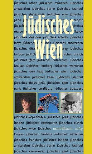 Jüdisches Wien von Mitrega,  Kevin