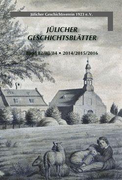 Jülicher Geschichtsblätter, Band 82/83/84