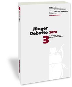 Jünger-Debatte von Bantle,  Thomas, Pschera,  Alexander, Trawny,  Peter