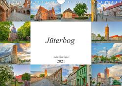 Jüterbog Impressionen (Wandkalender 2021 DIN A4 quer) von Meutzner,  Dirk