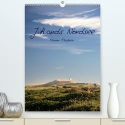 Jütlands Nordsee (Premium, hochwertiger DIN A2 Wandkalender 2021, Kunstdruck in Hochglanz) von Peußner,  Marion