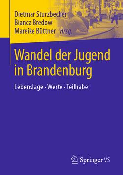 Jugend in Brandenburg 2017 von Bredow,  Bianca, Sturzbecher,  Dietmar