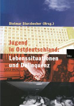 Jugend in Ostdeutschland: Lebenssituationen und Delinquenz von Sturzbecher,  Dietmar