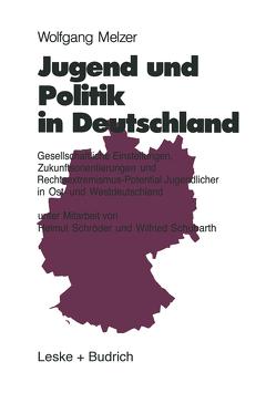 Jugend und Politik in Deutschland von Melzer,  Wolfgang