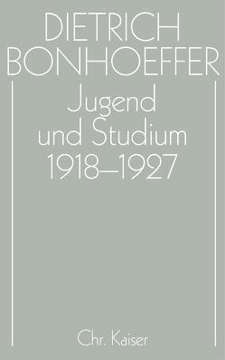 Jugend und Studium 1918-1927 von Green,  Clifford J., Kaltenborn,  Dr. Carl-Jürgen, Pfeifer,  Hans