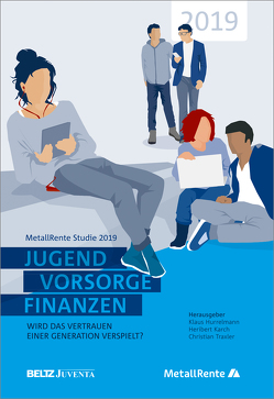 Jugend, Vorsorge, Finanzen von Hurrelmann,  Klaus, Karch,  Heribert, Traxler,  Christian