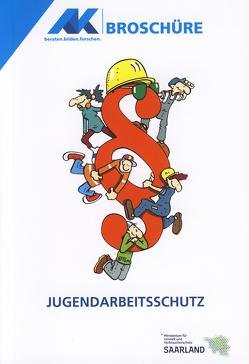 Jugendarbeitsschutz von Bauer,  Sebastian, Berner,  Maria Elisabeth, Nickl,  Heike-Rebecca, Spieldenner,  Heike